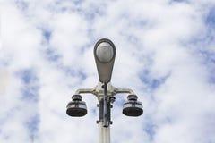 Spotlight pole Royalty Free Stock Photography