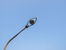 Spotlight pole Royalty Free Stock Image