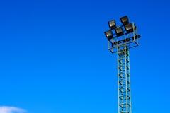 Spotlight tower Royalty Free Stock Photography