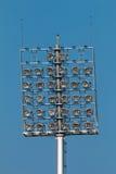 Spotlight tower Stock Image