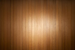 Spotlight Wood Background Royalty Free Stock Images