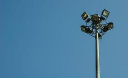 spotlights Imagem de Stock