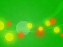 Spots Background Stock Image