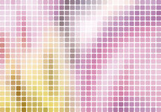 Spotted halftone Royalty Free Stock Image