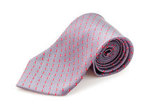 Spotted tie close up. Stock Images