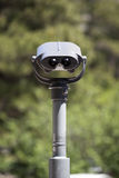 Spotting binoculars Royalty Free Stock Image