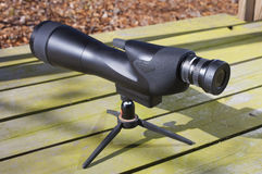 Spotting scope Royalty Free Stock Images