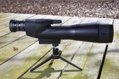 Spotting scope Stock Photography