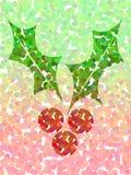 Spotty hulst vector illustratie