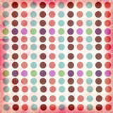Spotty soft grunge spot background stock illustration