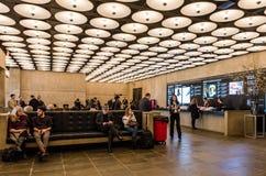 Spotykający Breuer lobby zdjęcia stock