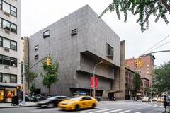 Spotykający Breuer muzeum w Nowy Jork zdjęcia stock