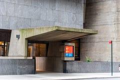 Spotykający Breuer muzeum w Nowy Jork obraz stock