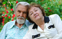 spouses two Στοκ εικόνα με δικαίωμα ελεύθερης χρήσης