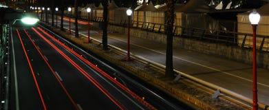 Spped de la luz Imagen de archivo libre de regalías