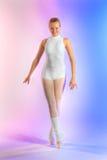 spróbuj baletnice Obrazy Royalty Free