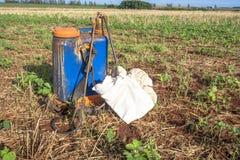 Sprüher landwirtschaftlich lizenzfreie stockfotos