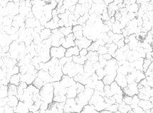 Sprünge auf weißer Oberfläche - vektorhintergrund vektor abbildung