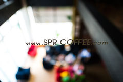 SPR kawa Zdjęcia Royalty Free
