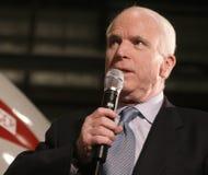 Sprache headshot John-McCain Stockfoto