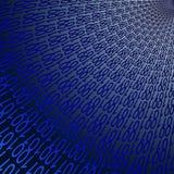 Sprache von Zahlen Stockfotografie