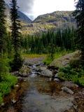 Sprague Creek Cuts Through the Valley