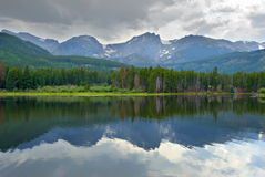 Sprague Lake Royalty Free Stock Images