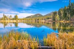 Sprague Lake Imagenes de archivo