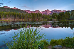 Sprague Lake Colorado Royalty Free Stock Photos