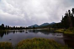 Sprague Lake at RMNP near Estes Park