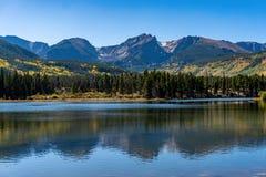 Sprague Lake Rocky Mountain National Path