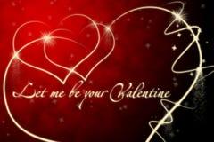 spraklers karciany valentine royalty ilustracja