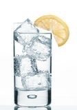 Sprakling Wasser Stockbilder