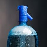 Sprankelend drink water royalty-vrije stock afbeelding