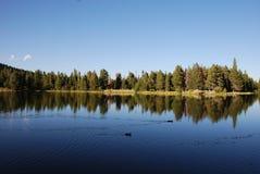 Free Spraque Lake, Rocky Mountain Stock Photos - 6610883