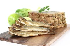 Sprats Stock Photo