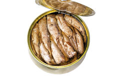 Sprats. Royalty Free Stock Photography