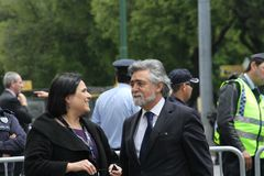 sprawa minister spraw zagranicznych Portugal Fotografia Royalty Free