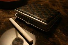sprawa papierosa papierosy obraz royalty free