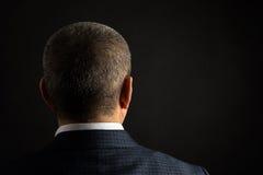 sprawa tła odizolowane biały facet przez zdjęcia royalty free