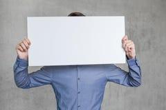 sprawa tła odizolowane biały facet przez Fotografia Stock
