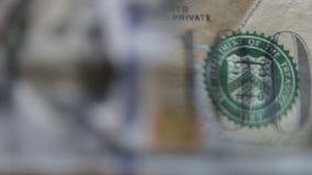 Sprawdzać banknot zbiory wideo