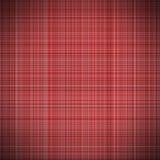 Sprawdzać czerwony tło Obraz Royalty Free
