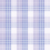 sprawdzać deseniowy purpurowy bezszwowy Obrazy Royalty Free