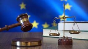 Sprawiedliwość dla Europejskiego zjednoczenia zbiory