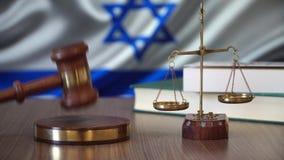 Sprawiedliwość dla Izrael praw w izraelita sądzie zbiory