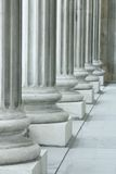 sprawiedliwość prawa dowództwa stabilności Zdjęcie Stock