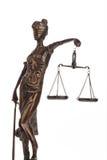 sprawiedliwości prawa skala obrazy stock