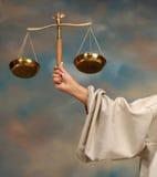 sprawiedliwości Zdjęcie Royalty Free