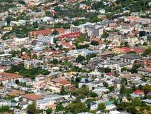 sprawl урбанский Стоковая Фотография RF